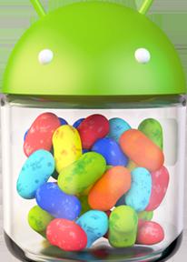 Android auf der Google I/O 2012