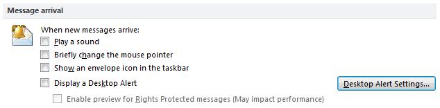 Email aus
