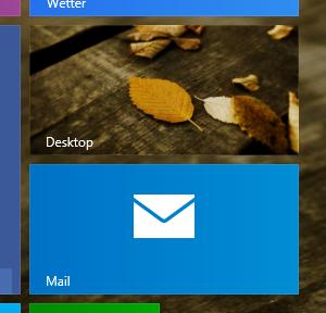 Windows 8 Mail App verschickt keine Mails