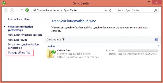 sync_center