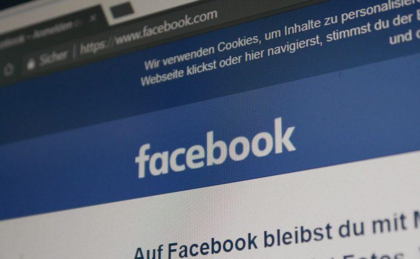 Facebook-Seiten deaktiviert